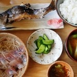 29146079 - 岩魚定食¥1,500
