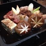 タチバナ・油屋 - 牛鍋