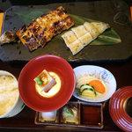吉里 - 白黒焼きセット
