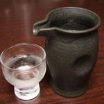 お食事処 あさひ - 純米大吟醸の赤磐雄町
