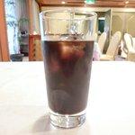 29149750 - 黒毛和牛(讃岐オリーブ牛)のハンンバーグステーキ 1188円 のアイスコーヒー