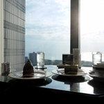 スプレンディド - 景色を見ながらのカフェタイム