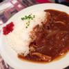 カイジ - 料理写真:140717 ハヤシライス