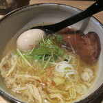 麺屋宗&SOU - 2013年頃の塩ラーメン