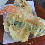 お食事処 おおもり - 天ぷら