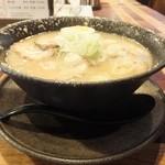 平太周 味庵 - 麺大盛でもあまり量は多くない