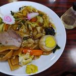 若竹食堂 - 料理写真:五目焼ソバ