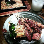 旨唐揚げと居酒メシ ミライザカ - リーズナブルだし美味しかったです!