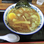 29155298 - 醤油らぅめん(700円)_2014-07-03