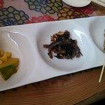 Kazamidori - セットの前菜?