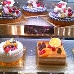 プランタン ブラン - デコレーションケーキ