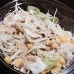 吉野家 - 生野菜サラダ100円