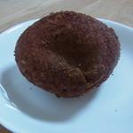 天然酵母パン&SWEET リスブル - かぼちゃのミルクカレーパン(160円)