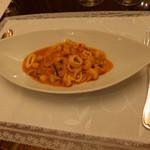 イル・テアトロ - 海の幸の自家製スパゲッティ―