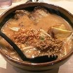29159110 - 北海道味噌 味噌漬け炙りチャーシュー麺(2枚)