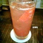 豚匠 - 生絞りトマトサワー