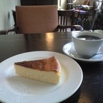Patisserie cafe Gadette ni vu ni CONNU - チーズケーキ&コーヒー