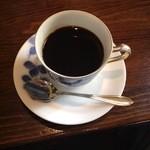 カフェ・ド・パルファン - ケーキとセットで。