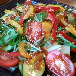 まるしん - 野菜サラダ