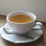 カリブー - 紅茶280円