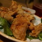 スパニッシュ レストラン チャバダ - チキンスパイシーフリット