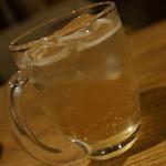 スパニッシュ レストラン チャバダ - サングリア白