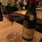 ラス - 赤ワイン