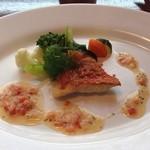 ビストロ カシュ カシュ - 魚料理