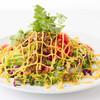 挽き肉とサルサのメキシカンライス