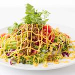 フレイムス - 挽き肉とサルサのメキシカンライス