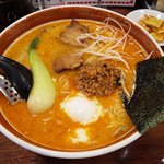 広州市場 - 【2009/12】担々麺+角煮