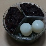 29171578 - 白玉入り生茶ゼリー260円