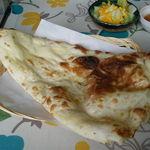 インド料理 ガンディ2 - ナン