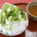 赤福 - 料理写真:赤福氷(520円)