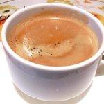 ラ・ムジカ - ランチコース+デザート 2000円 のコーヒー