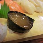 竹寿司 - タコの卵_014-07-08
