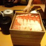 巴 - お肉(2014.5月)
