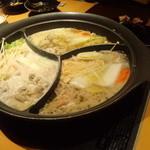 巴 - 煮立った鍋(2014.5月)