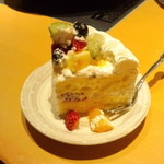 巴 - 持込みさせてもらったケーキ(2014.5月)