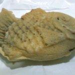 薄皮鯛焼 しっぽのあんこ - 黒あんたい焼き120円