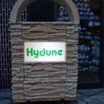 ハイドゥン - はいどぅん看板