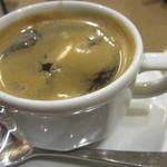 カフェ&ブックス ビブリオテーク - ホットコーヒー