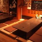 木村屋本店 - お座敷・掘りごたつでゆったり宴会。