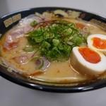 キャプテン - いのししラー麺「花丸」