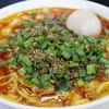 ビンギリ - 料理写真:勝浦タンタン麺(+味玉)