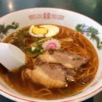 きんさい - 料理写真:唐麺ラーメン¥720