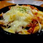一軒め酒場 - ポテトチーズ焼き