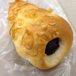 角田屋製パン - サクサク•チョココロネ