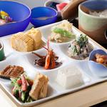 川新 - 料理写真:湖国御膳 1500円(税込み)