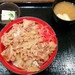 29187140 - 2014.7 数量限定牛丼500円